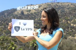 Brittany, USA, Le VPN client since 2013