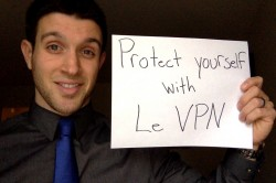 Protect yourself with Le VPN