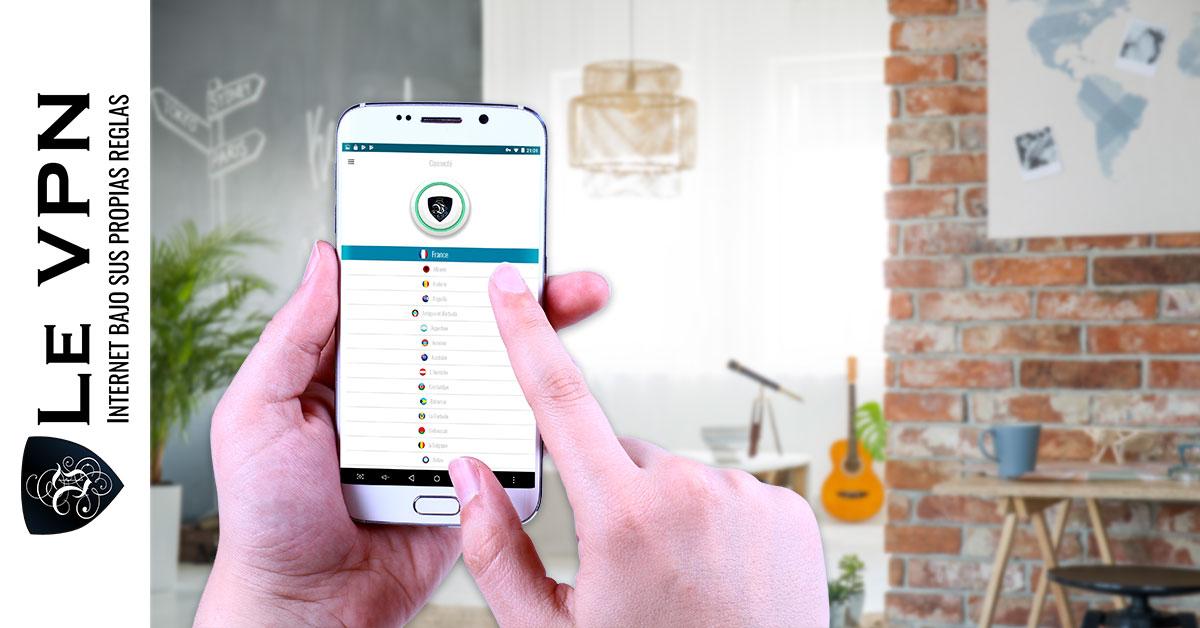 VPN Android Para La Versión Android N