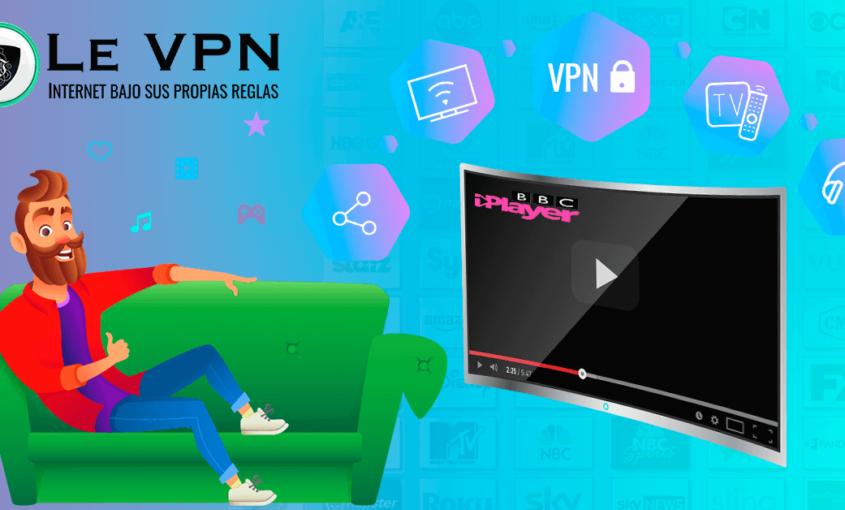 Conexión VPN para ver The Walking Dead.   Le VPN