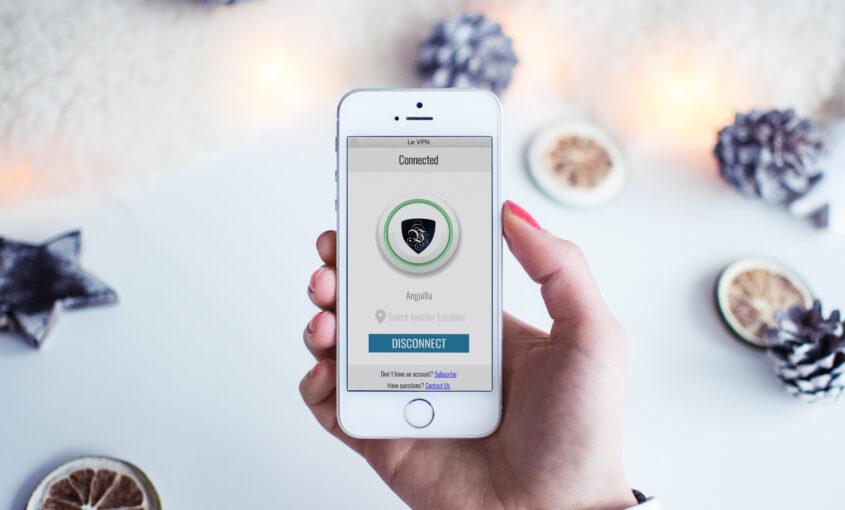 Seguridad internet en riesgo en dispositivos móviles. | Le VPN