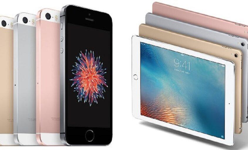 Apple actualizó el sistema operativo de iPhone y iPad.