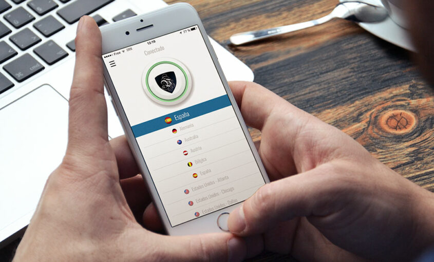 La VPN para iOS de Le VPN protege tus dispositivos móviles con eficacia.
