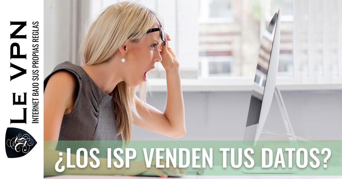 ¿Pueden Los ISP Vender Mis Datos?