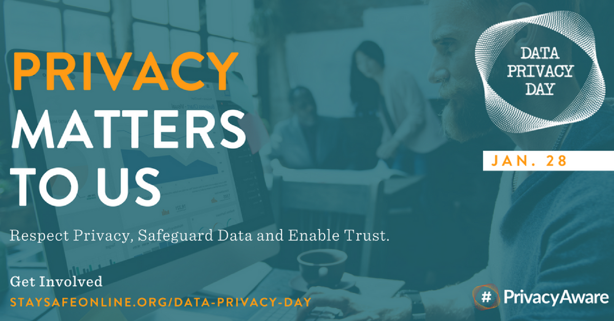Día De La Privacidad De Datos