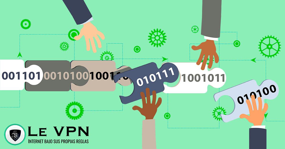 ¿Cómo afecta la cadena de bloques la seguridad cibernética?   Le VPN
