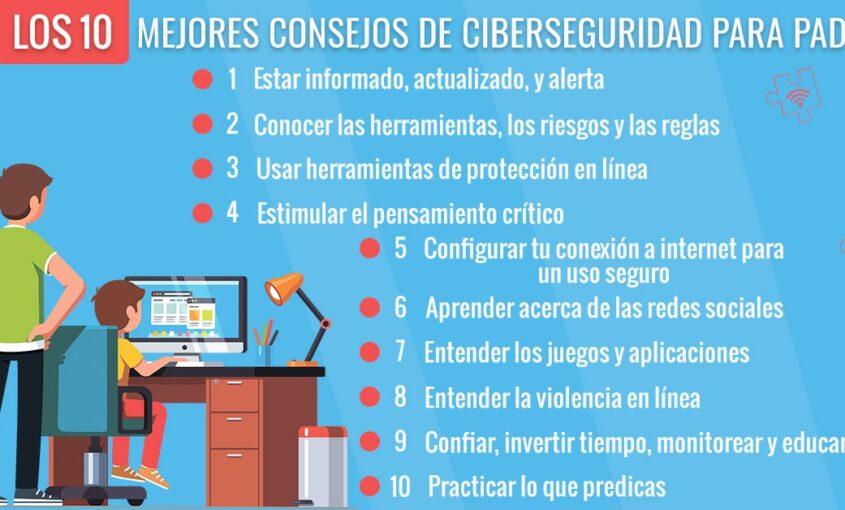 Los 10 mejores consejos de ciberseguridad para padres | Ciberseguridad para niños | Le VPN