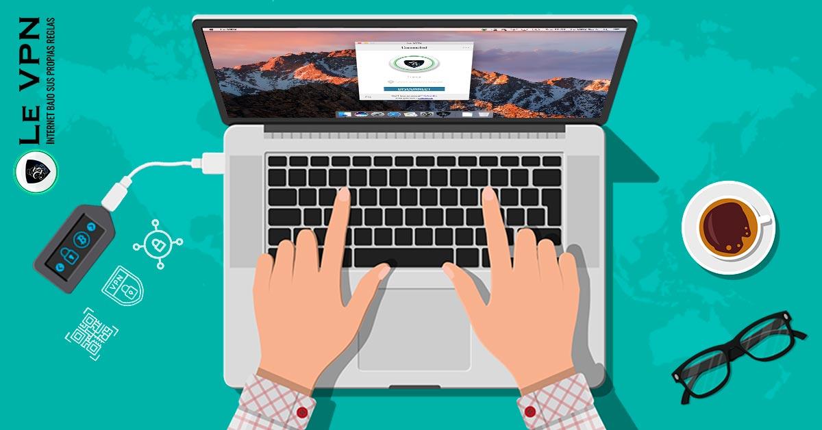 Por qué necesitas una VPN confiable para administrar criptomonedas. | Le VPN