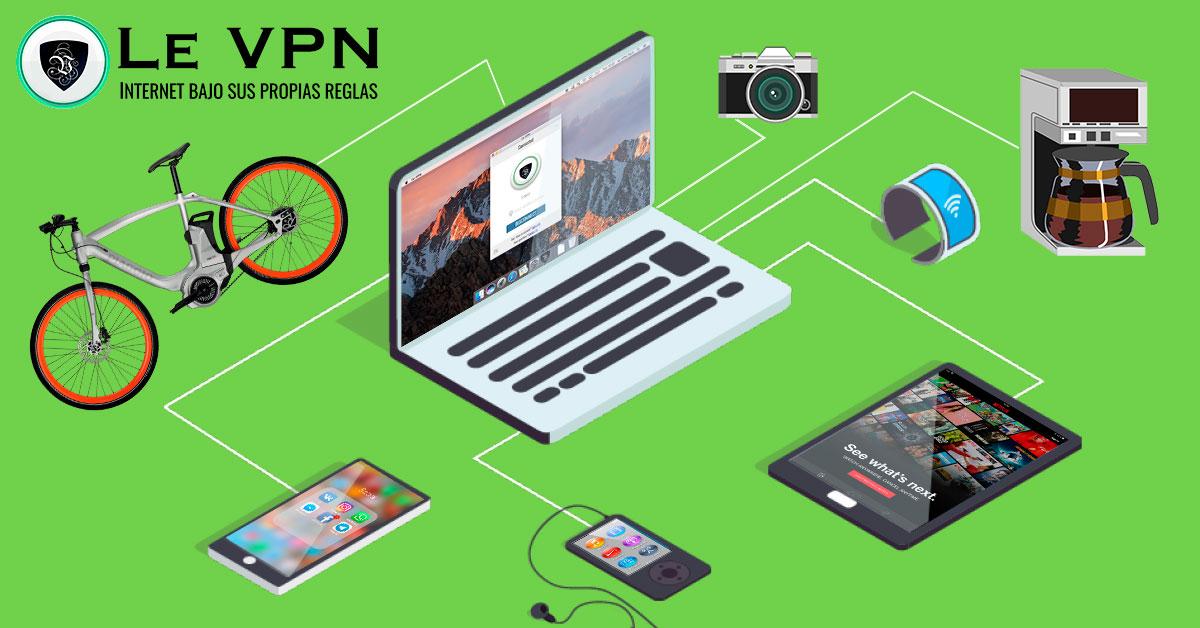 Por qué necesitas una VPN para múltiples dispositivos y cómo usarla en tu red doméstica
