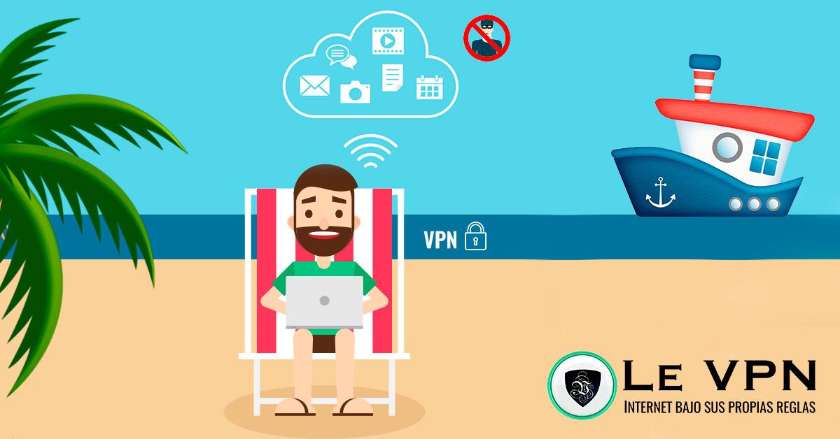 ¿Por qué usar una aplicación VPN hotspot? 10 datos imprescindibles sobre la seguridad WiFi.   Le VPN