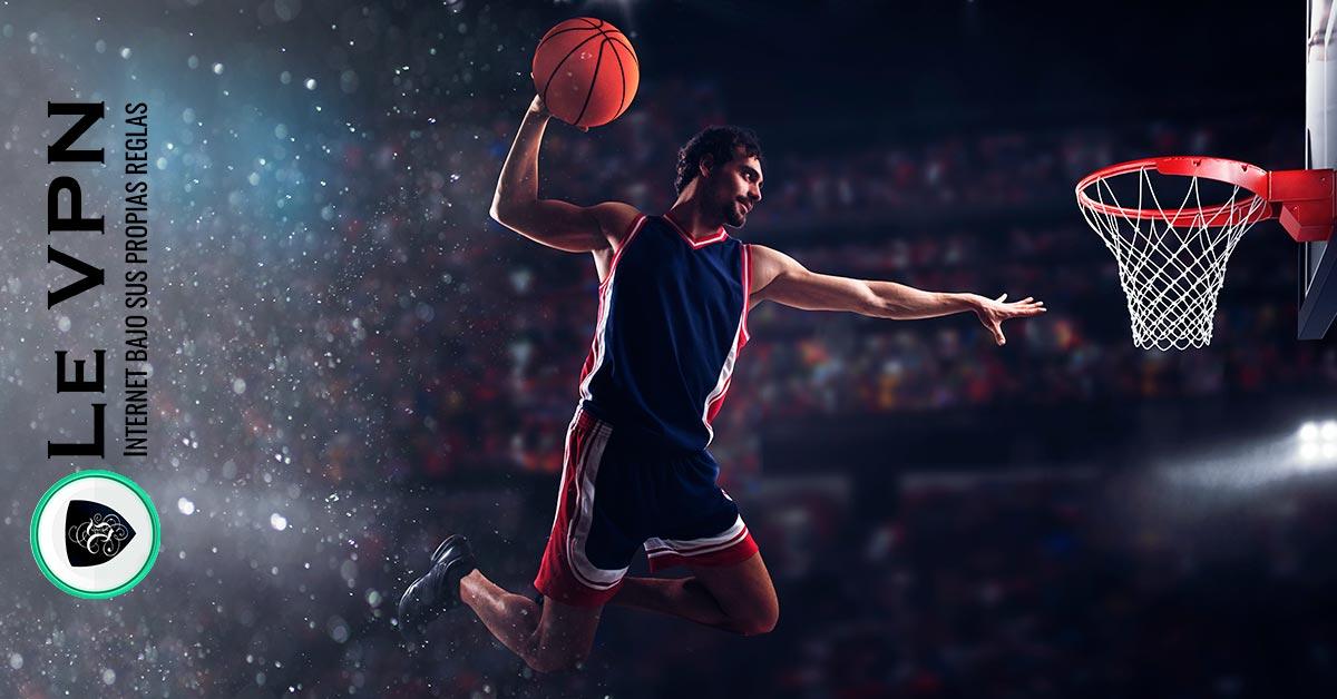 Cómo ver la NBA en vivo desde cualquier lugar del mundo. | Le VPN