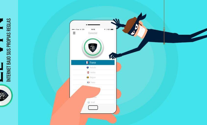 Recopilación de Datos: Huawei bajo sospecha.   Le VPN