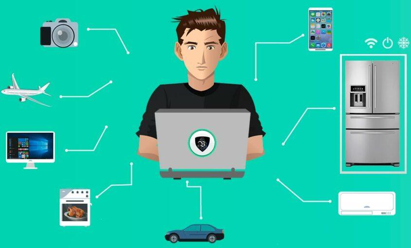 Riesgos de IoT: ¿Qué Tan Inteligente es Tener un Refrigerador Inteligente? | Le VPN