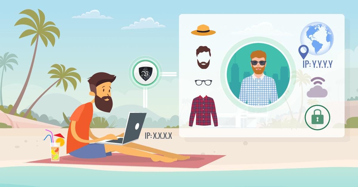 Anonimato en la Web: ¿Cómo Construir Tu Personaje En Línea?