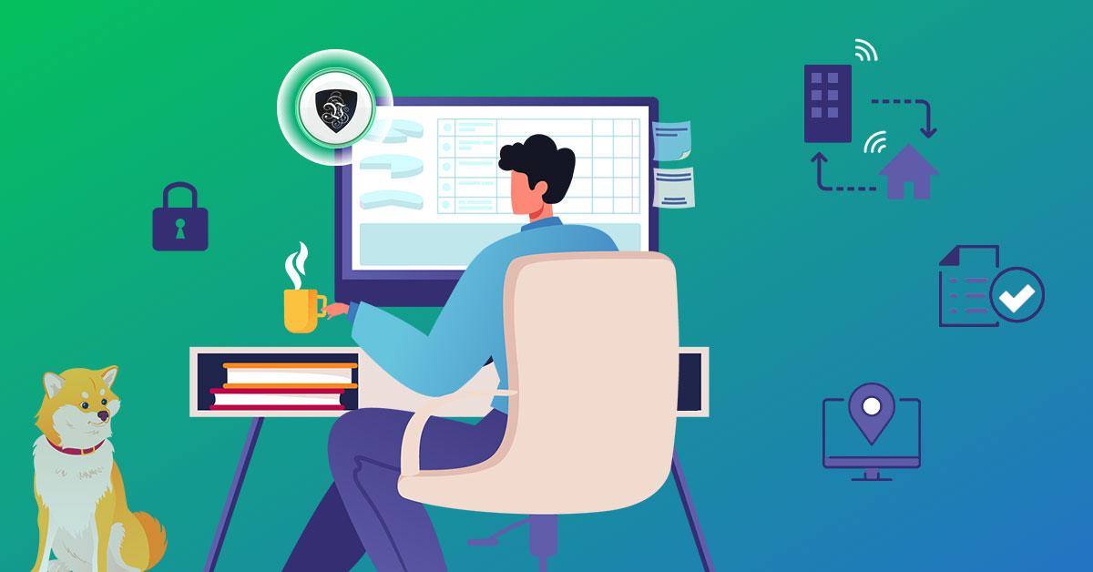 Desafíos del teletrabajo para la ciberseguridad. | Le VPN