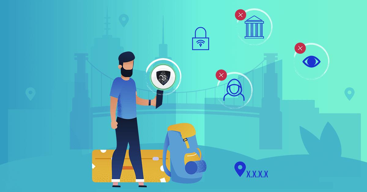 ¿Dónde Necesitas Más una VPN cuando Viajas?