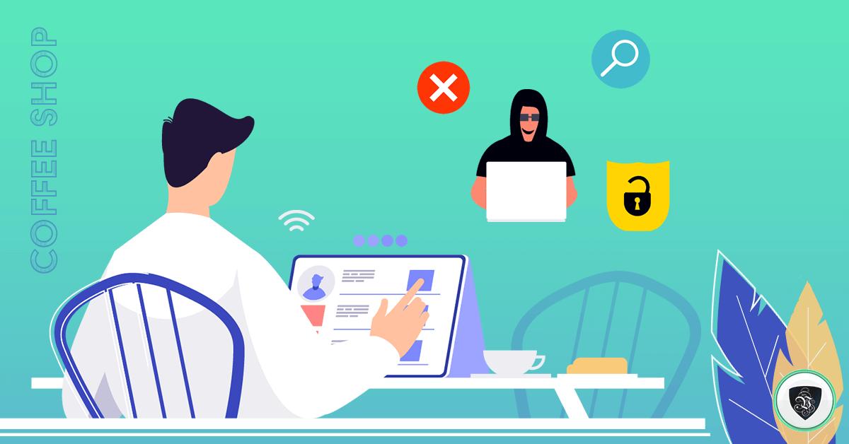 Cómo Evitar Ser hackeado en un Cibercafé al Usar WiFi Público
