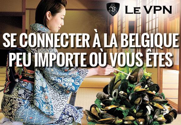 VPN en Belgique | Le VPN