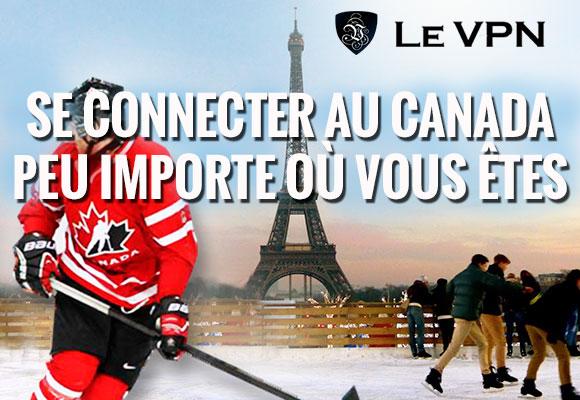 VPN au Canada   Le VPN