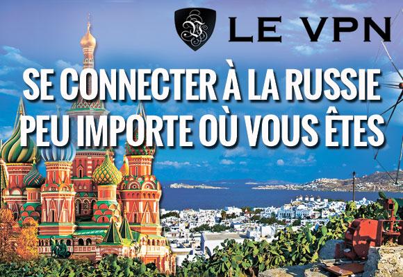 Le VPN en Russie