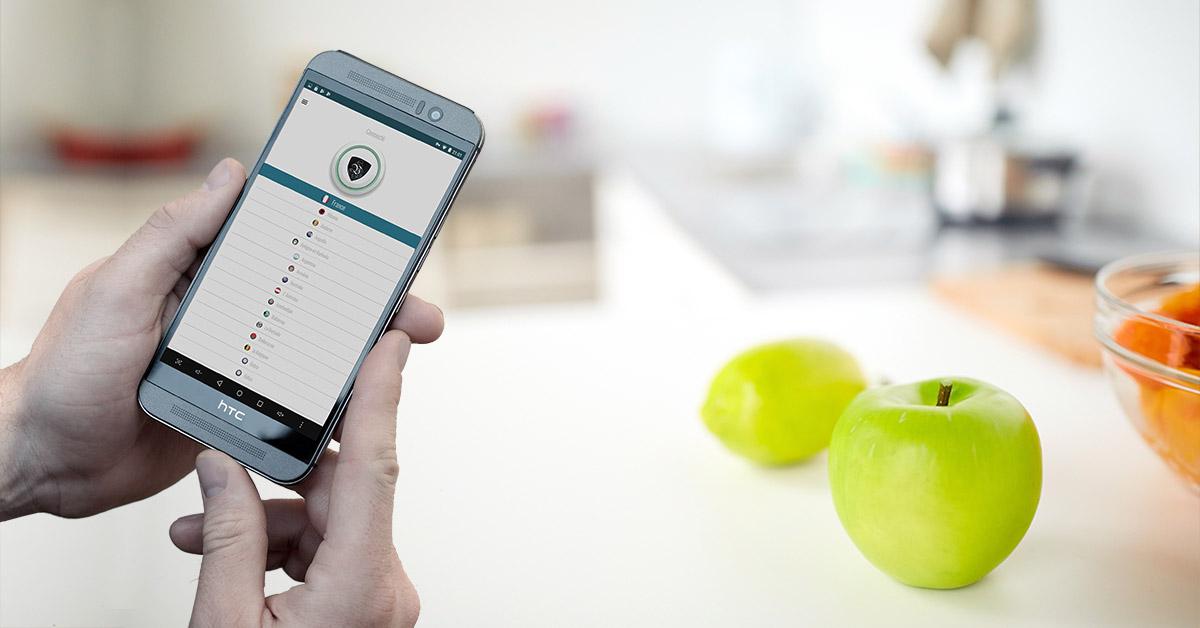 Le VPN lance une nouvelle application pour Android   VPN app pour Android   Le VPN application pour Android   Android VPN app