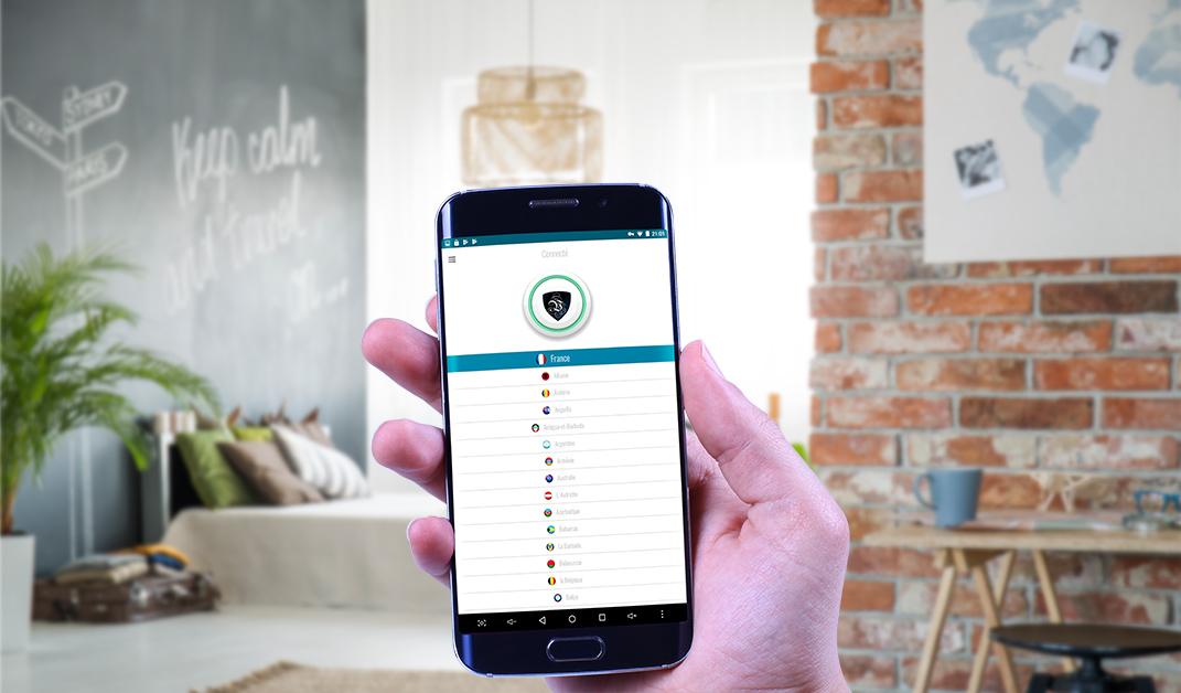 Android VPN : Essayez l'application Le VPN Android