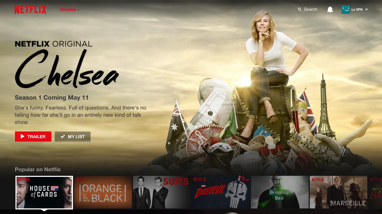 Netflix Originals: Contenu exclusif et programmation originale. | Le VPN