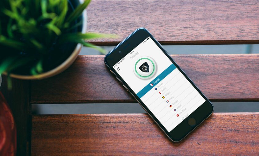 Le VPN lance l'application iOS pour iPhone et iPad - Essayez la meilleure application VPN pour iOS avec Le VPN