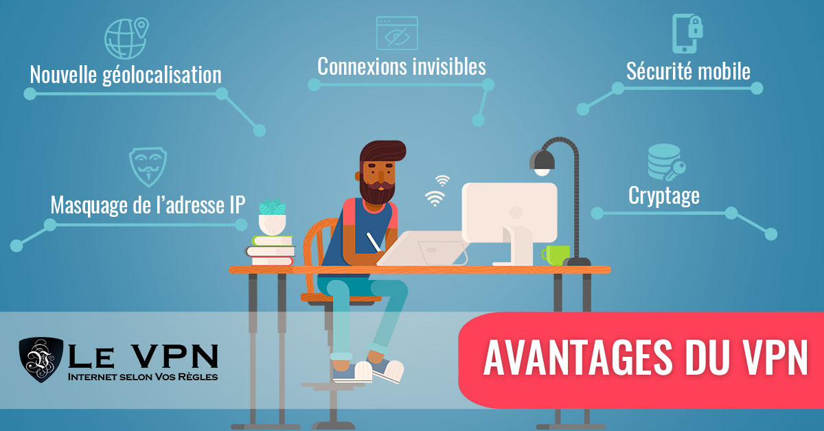 5 avantages d'un service VPN payant vs. un VPN gratuit
