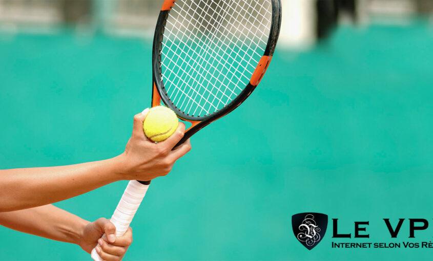 Regarder Roland-Garros à l'étranger grâce à Le VPN. | Le VPN