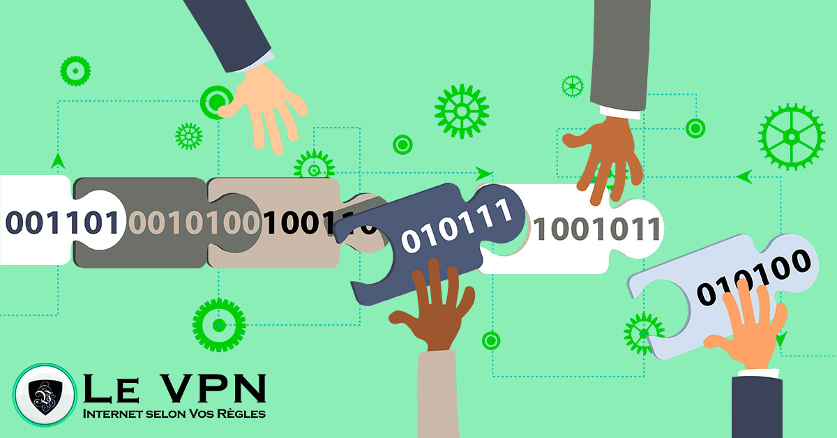 Comment la Blockchain Affecte la Cybersécurité.   Le VPN