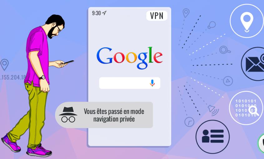 Google vous localise, même si vous l'avez explicitement refusé. | Le VPN