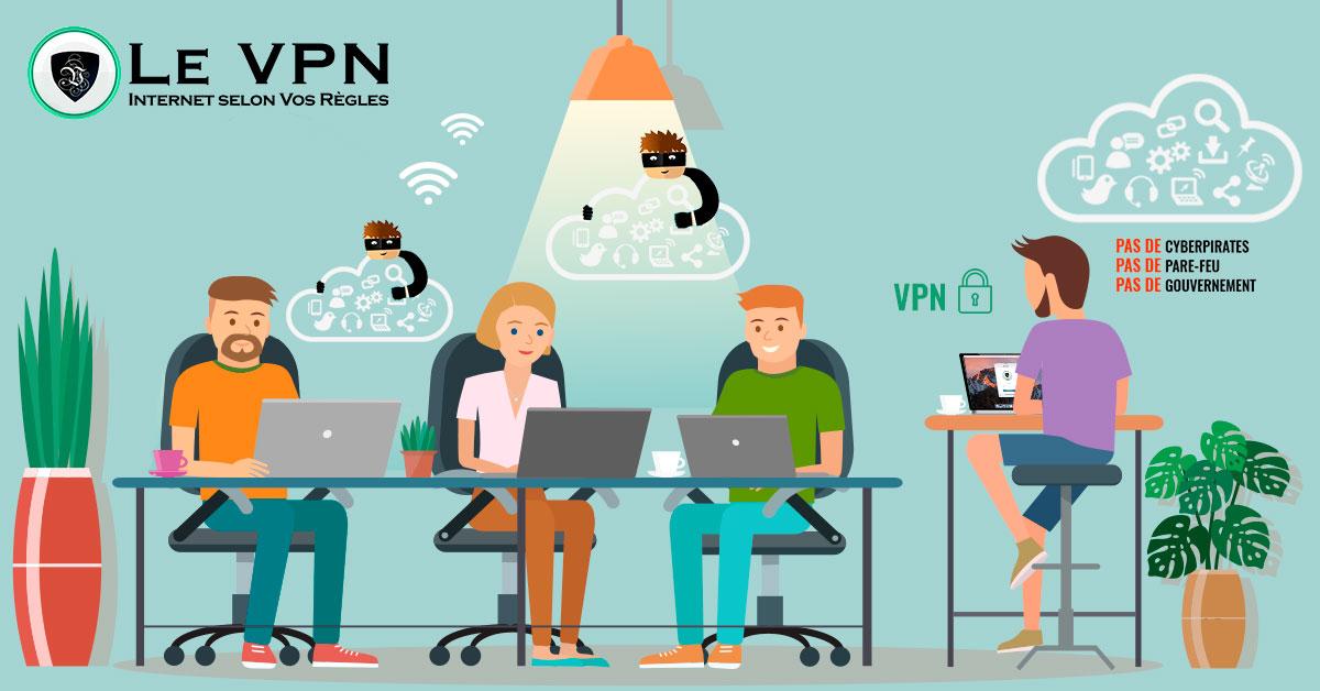 Pourquoi Utiliser une Application VPN pour les Hotspots ?