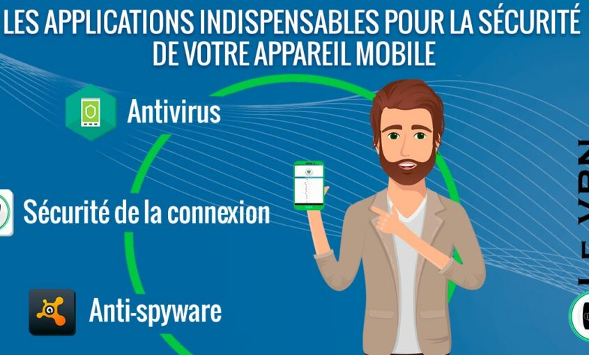 Meilleure Application de Sécurité Mobile : Applications Android en 2018. | Le VPN