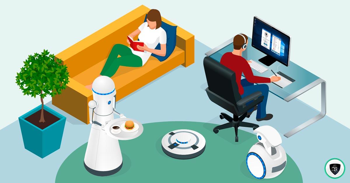 IdO et VPN : comment faire face à une attaque de Roomba