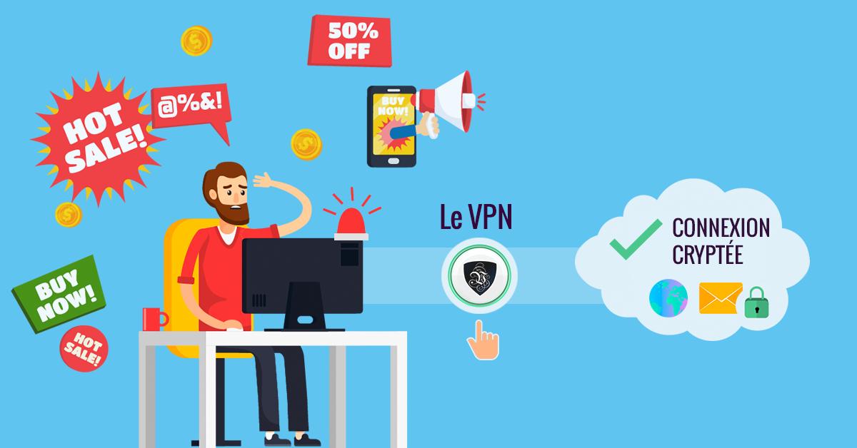 Adwares contre VPN : qui remportera la bataille?