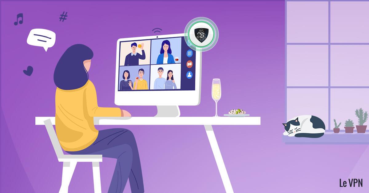 Télétravail et Zoom : le Covid révèle une faille de sécurité