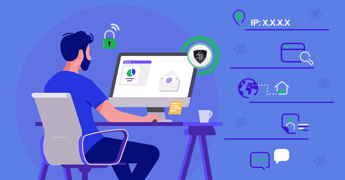 Que peut cacher un VPN? Bien plus que votre emplacement