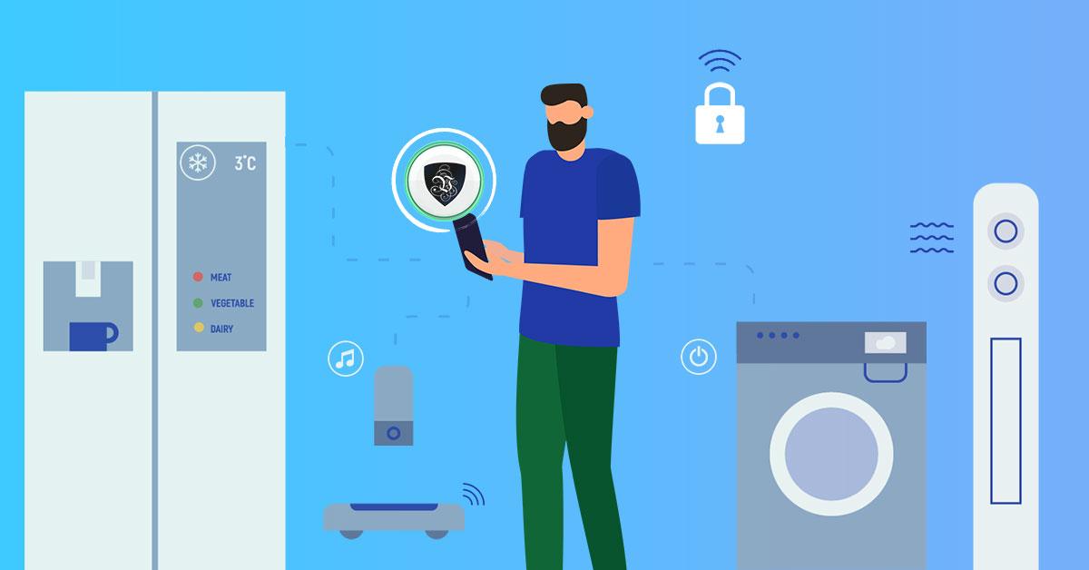 Risques de cybersécurité spécifiques aux appareils IdO. | Le VPN