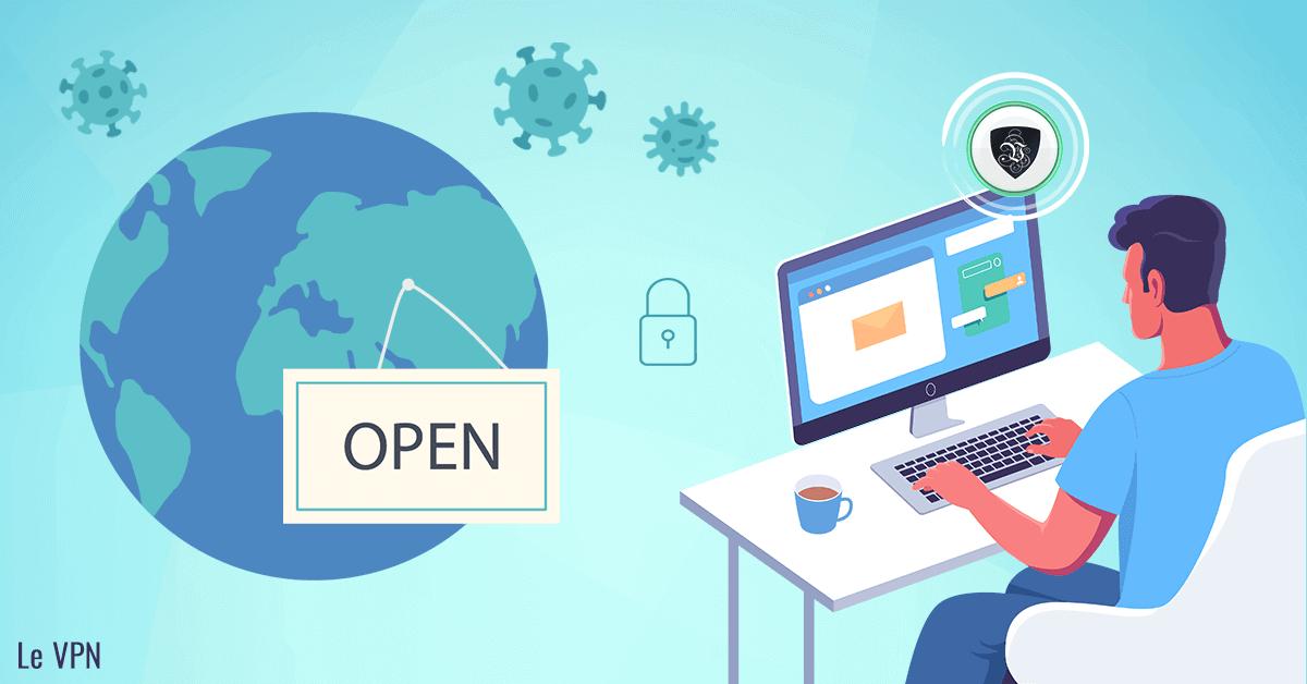 Top 10 des astuces de cybersécurité dans le monde post-Covid