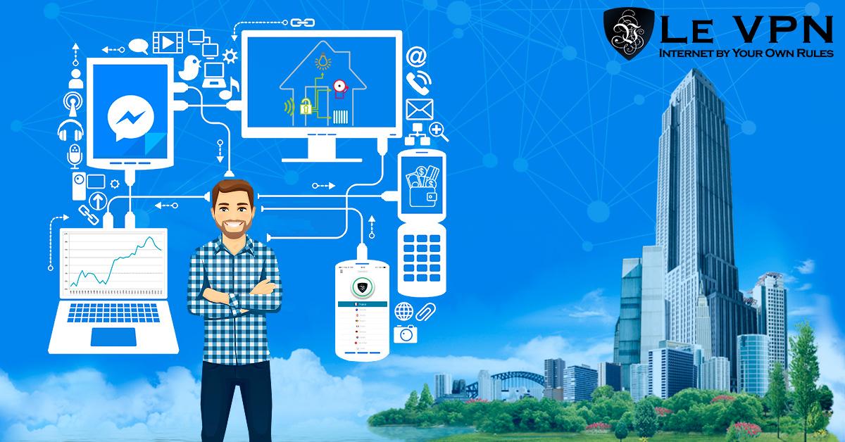 Что такое Интернет Вещей   Что такое IoT   Безопасность Интернета Вещей с ВПН   Le VPN