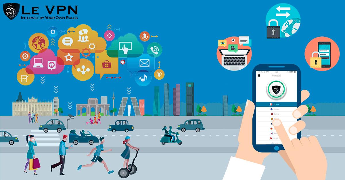 VPN и Интернет вещей: Безопасность умных устройств с Le VPN