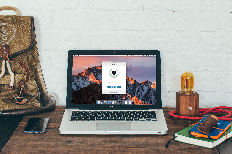 Le VPN запускает приложение Le VPN для Mac OS – программное обеспечение для компьютеров Mac