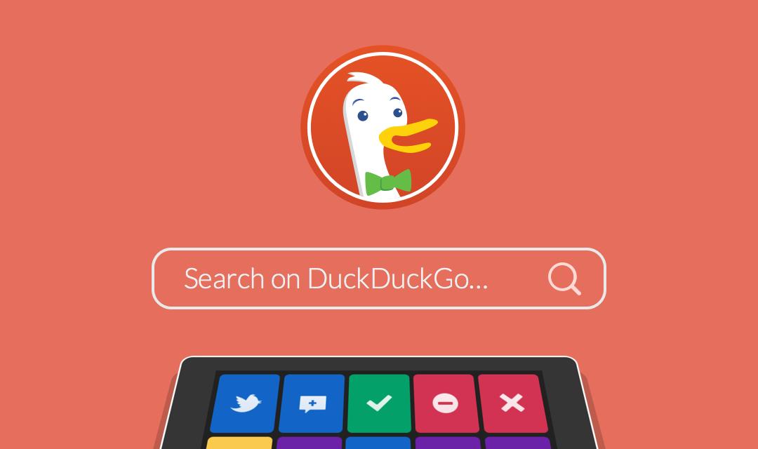Какие поисковики не собирают данных   Duckduckgo   Le VPN
