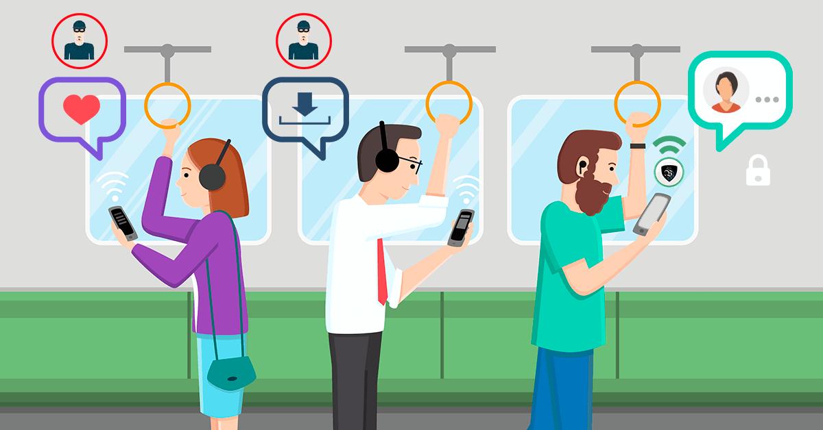 Киберзащита в сетях WiFi: избегаем разрушительных связей