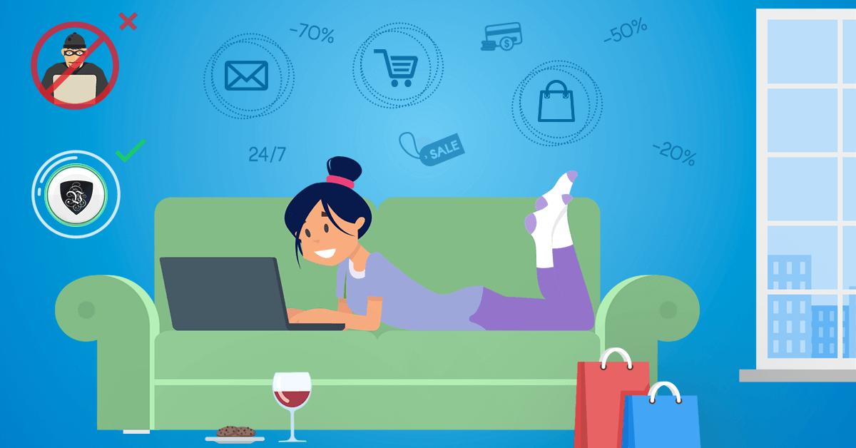 Интернет шоппинг в период карантина – мечта всех мошенников