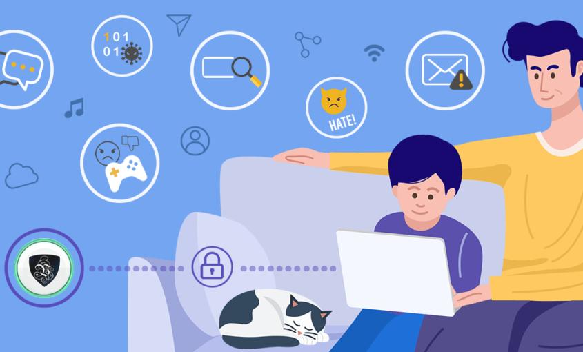 Дети в Интернете: 7 советов, чтобы обеспечить их безопасность. | Как обеспечить безопасность детей в Интернете | VPN для детей в Интернете| | ВПН | Le VPN