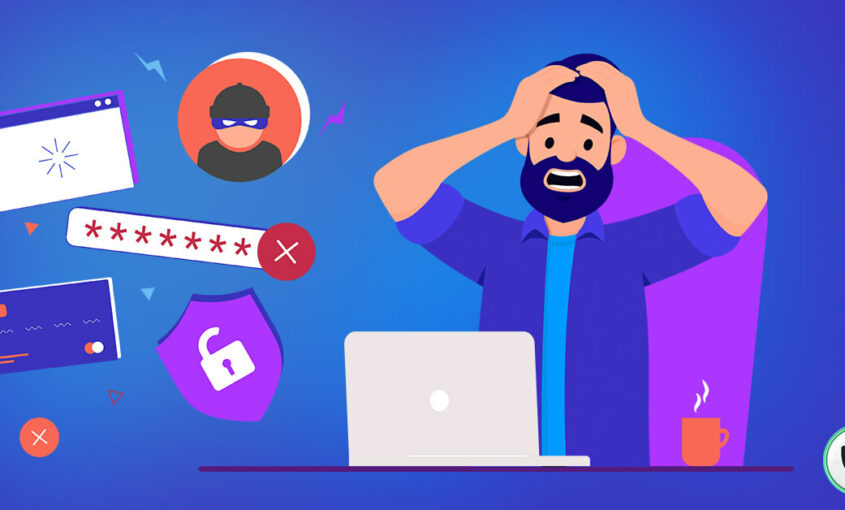 Кража личных данных: способы мошенников и методы защиты | Le VPN | ВПН