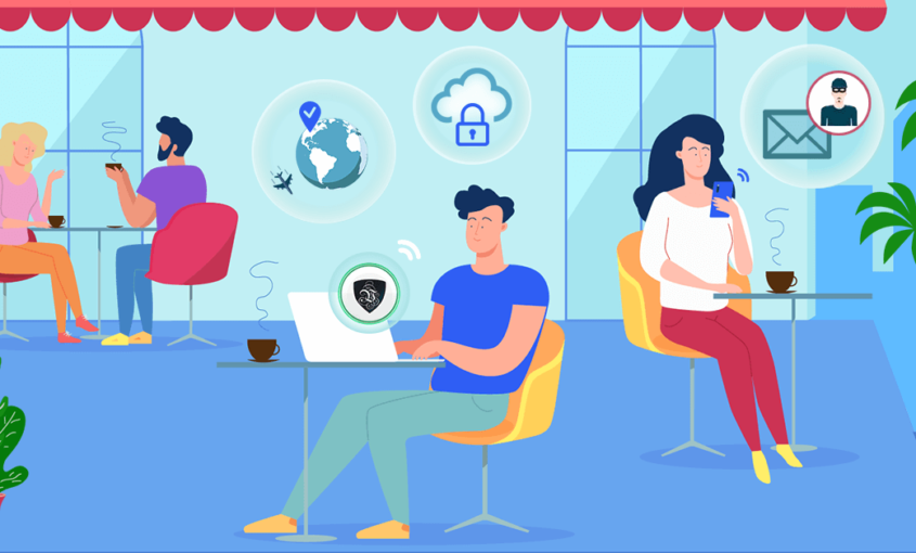 Персональный VPN сервис для туристического сезона 2020 года | Le VPN | ВПН | индивидуальная кибербезопасность