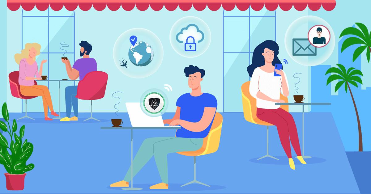 Персональный VPN сервис для туристического сезона 2020 года